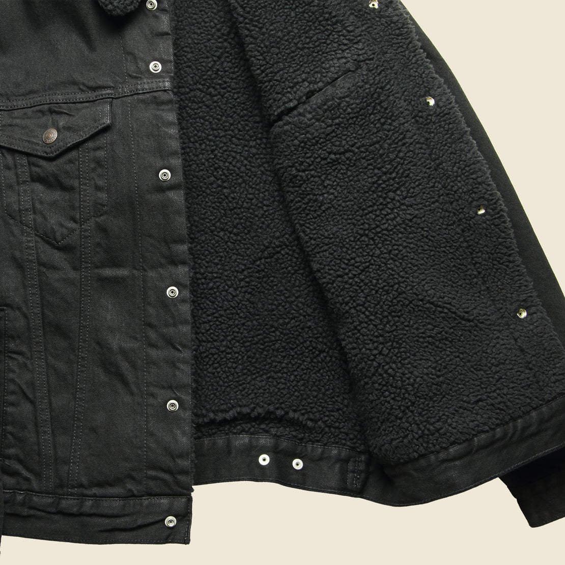Type III Sherpa Trucker Jacket - Berk