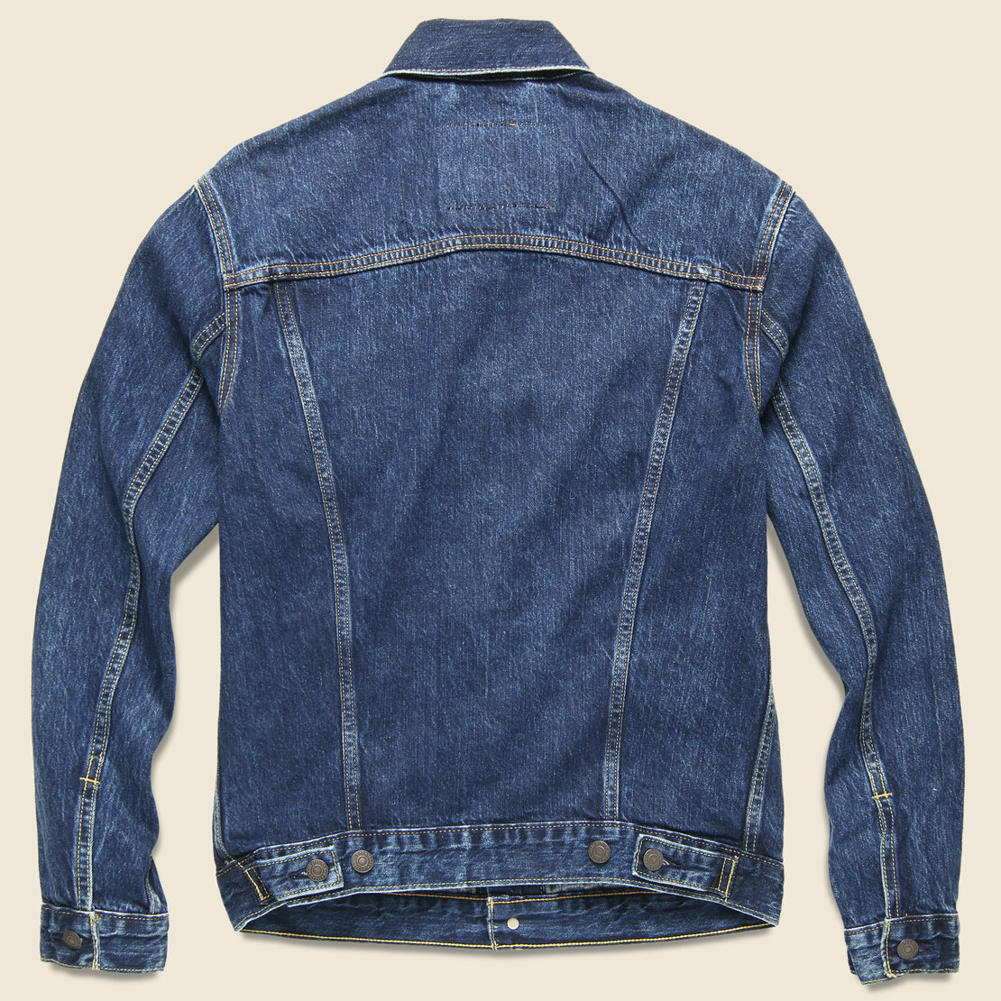 Trucker Jacket - Rough Rinse