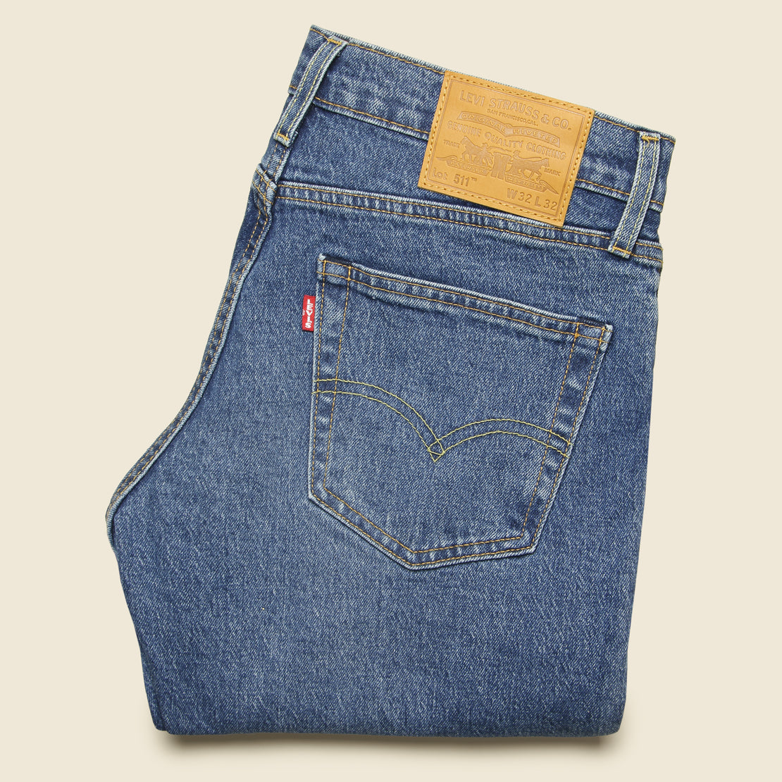 511 Slim Fit Jean - Sixteen