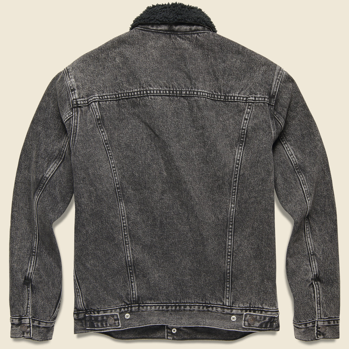 Type III Sherpa Trucker Jacket - Roadster
