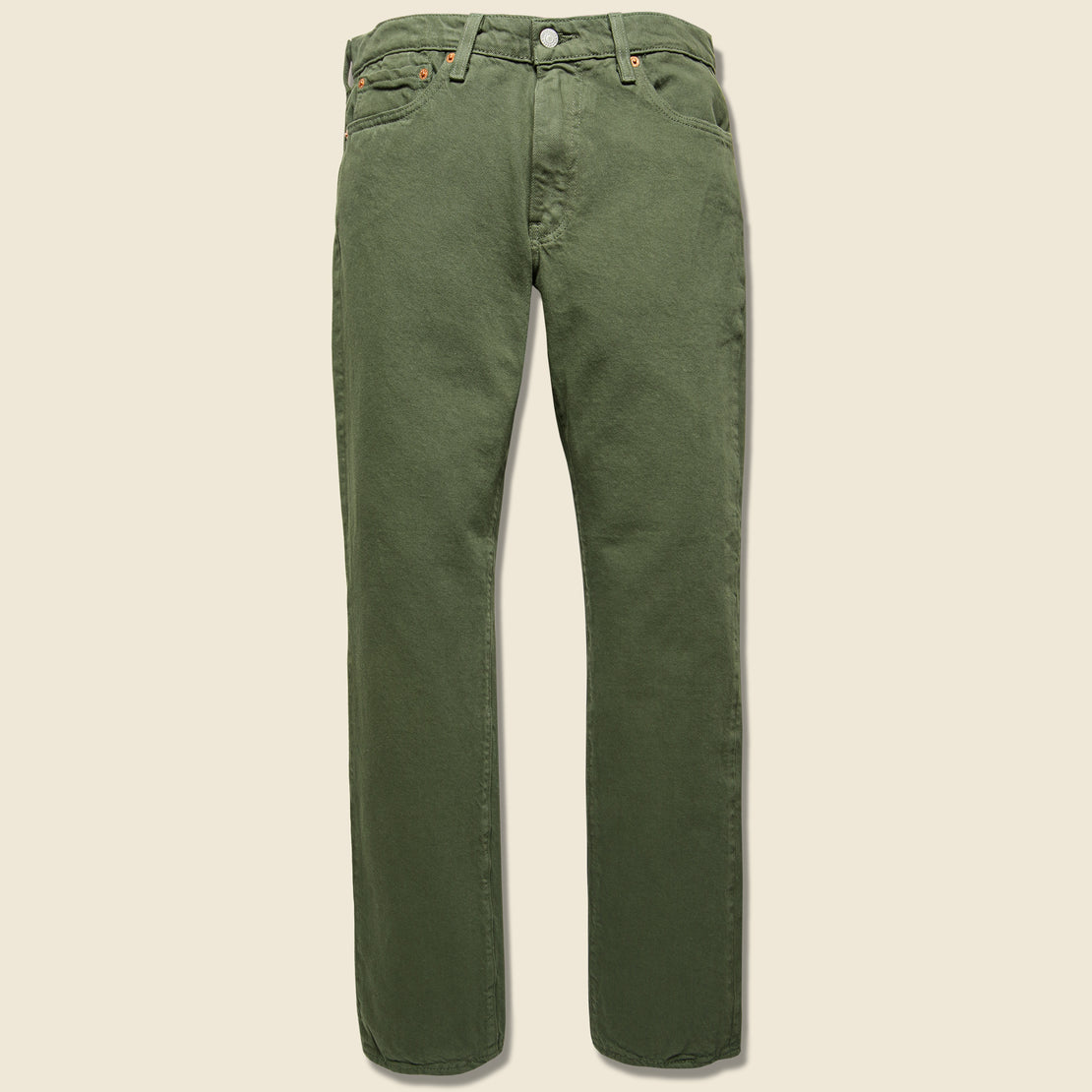 Levis Premium 511 Color Jean - Olive Night