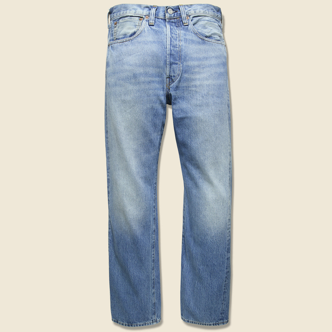 Levis Vintage Clothing 1947 501 Jean - Moon Rock