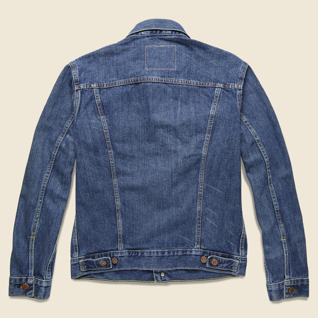 Trucker Jacket - The Shelf