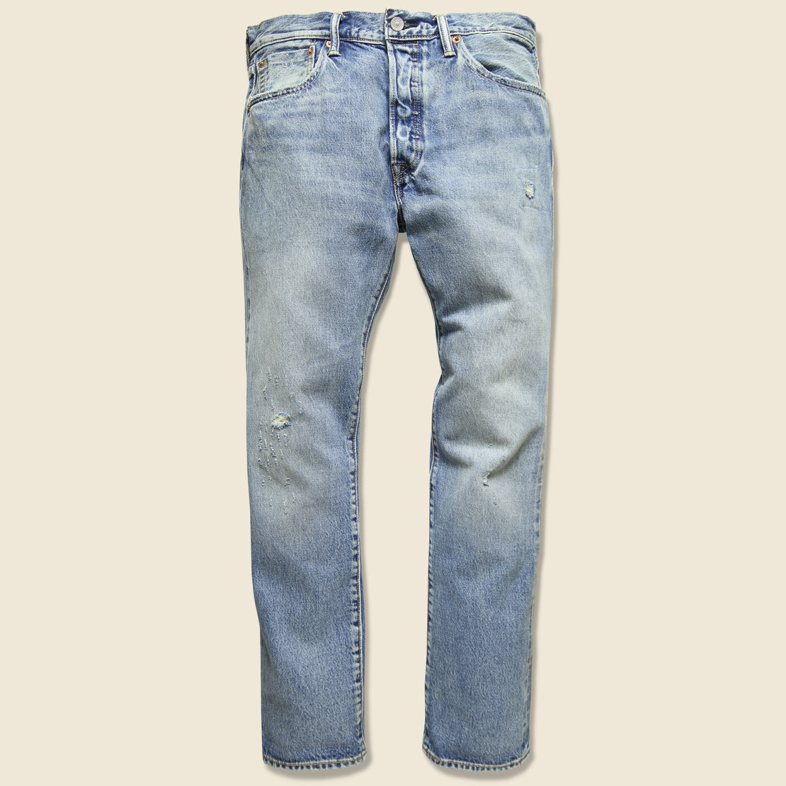 Levis Premium 501 Selvedge Jean - Redwood Ave