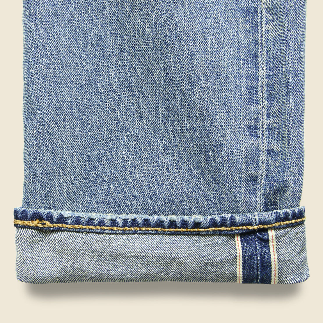 501 Selvedge Jean - Redwood Ave
