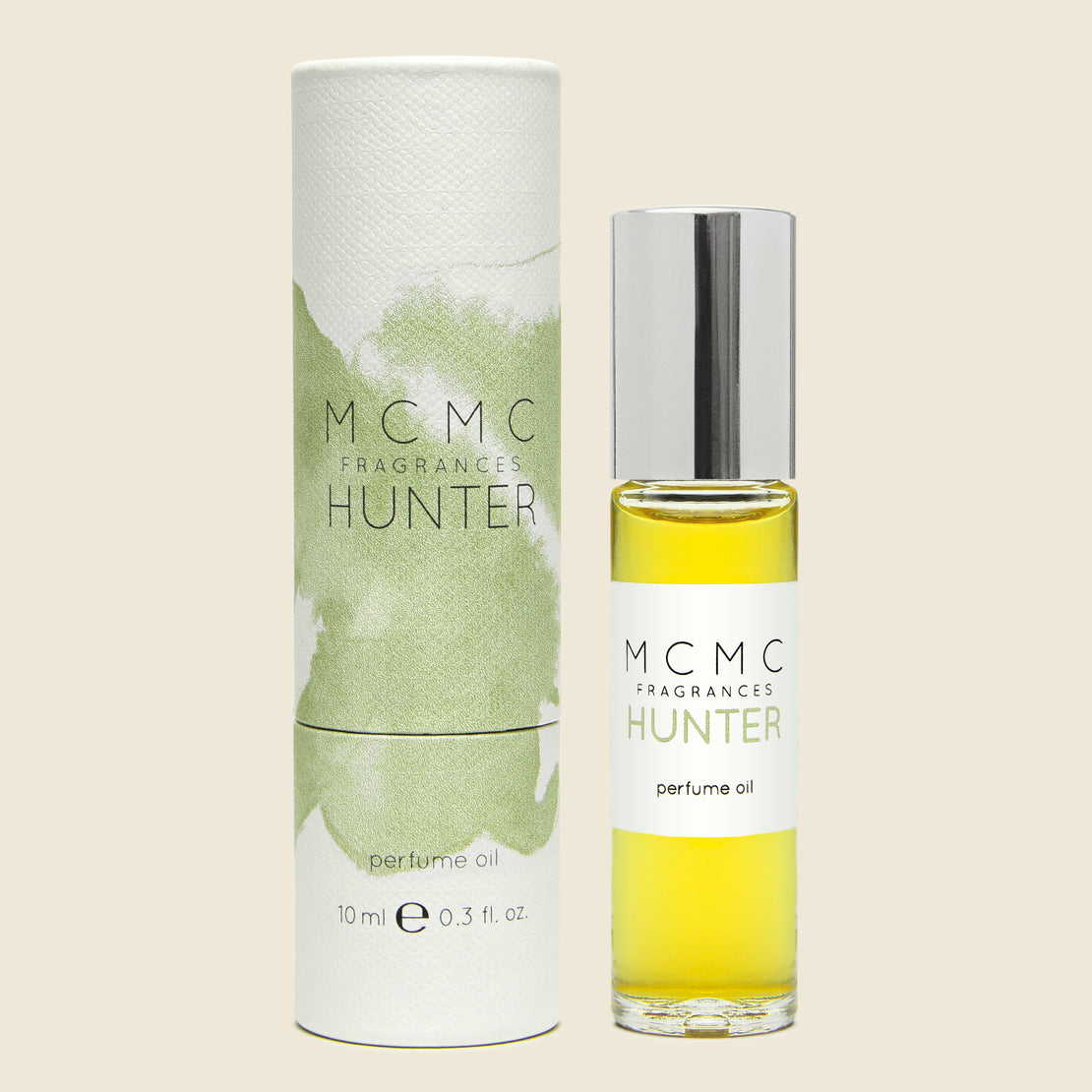 MCMC Fragrances Perfume Oil - HUNTER, 9ml
