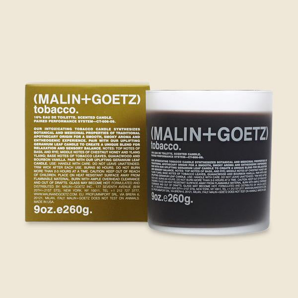 Malin + Goetz Candle - Tobacco