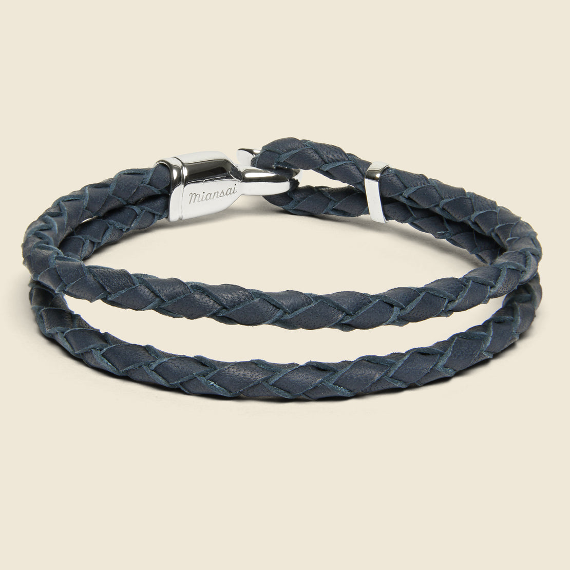 Single Trice Bracelet - Navy Blue