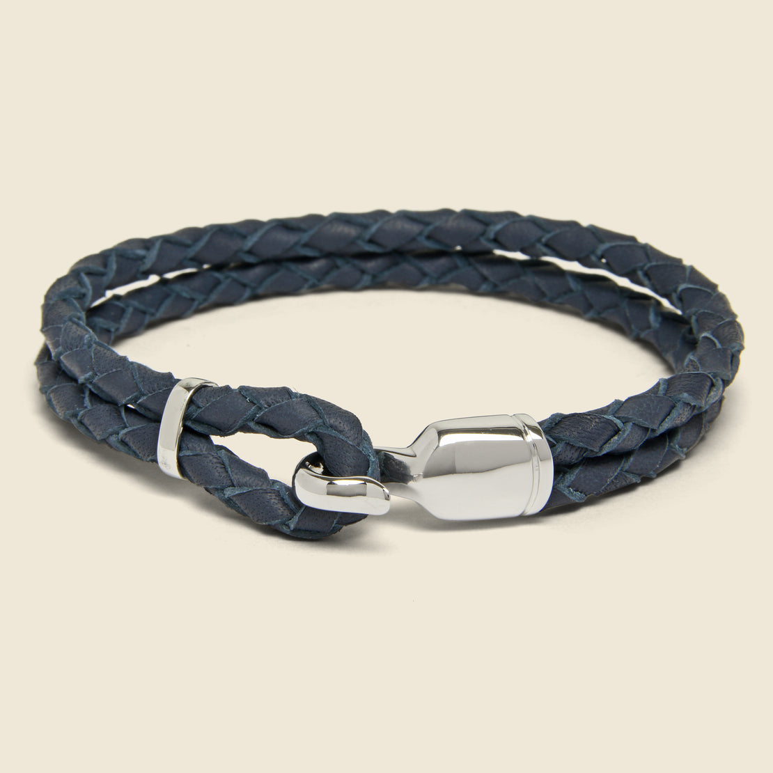 Miansai Single Trice Bracelet - Navy Blue