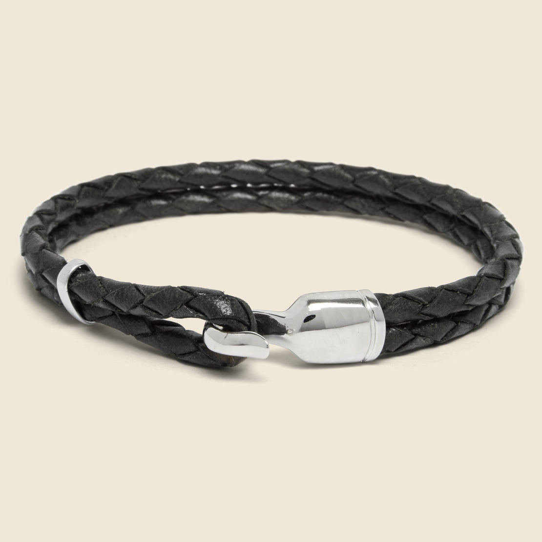 Miansai Single Trice Bracelet - Black