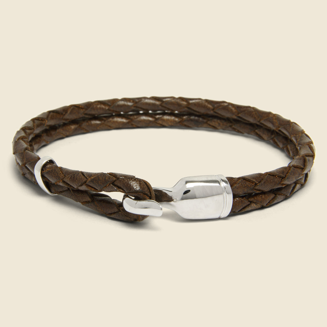 Miansai Single Trice Bracelet - Brown