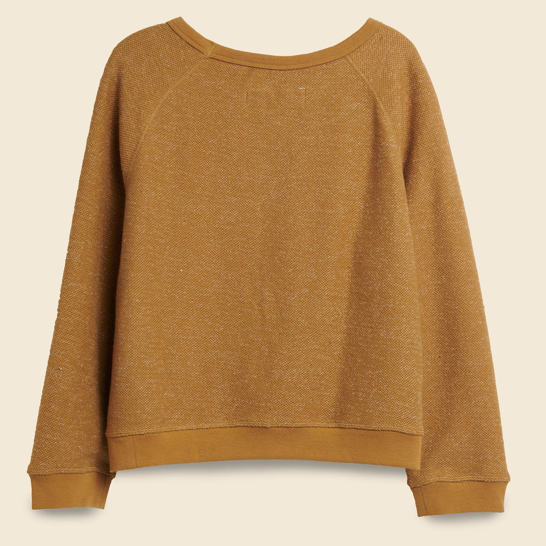 Cloud Crewneck - Tan Earth