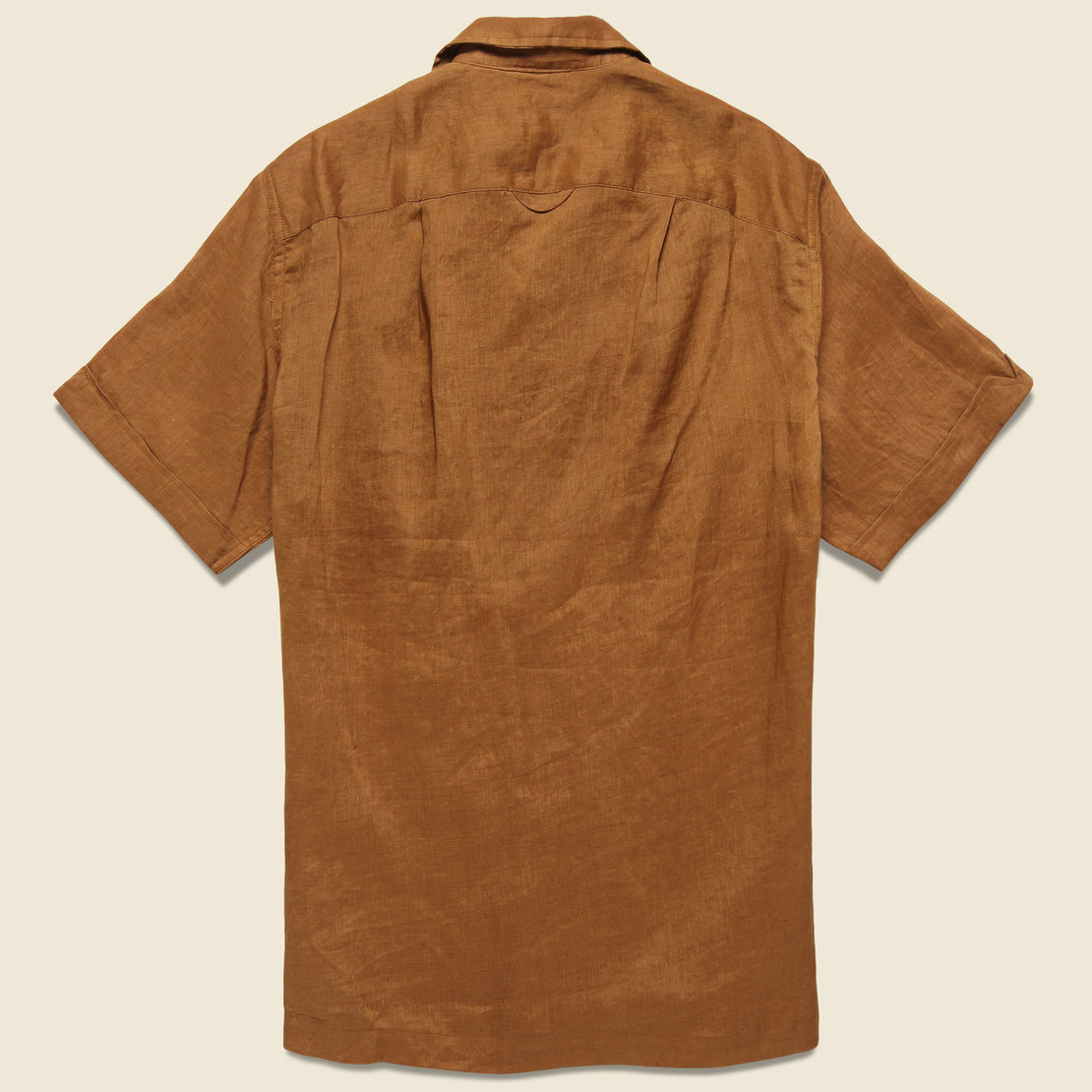Vacation Shirt - Brown
