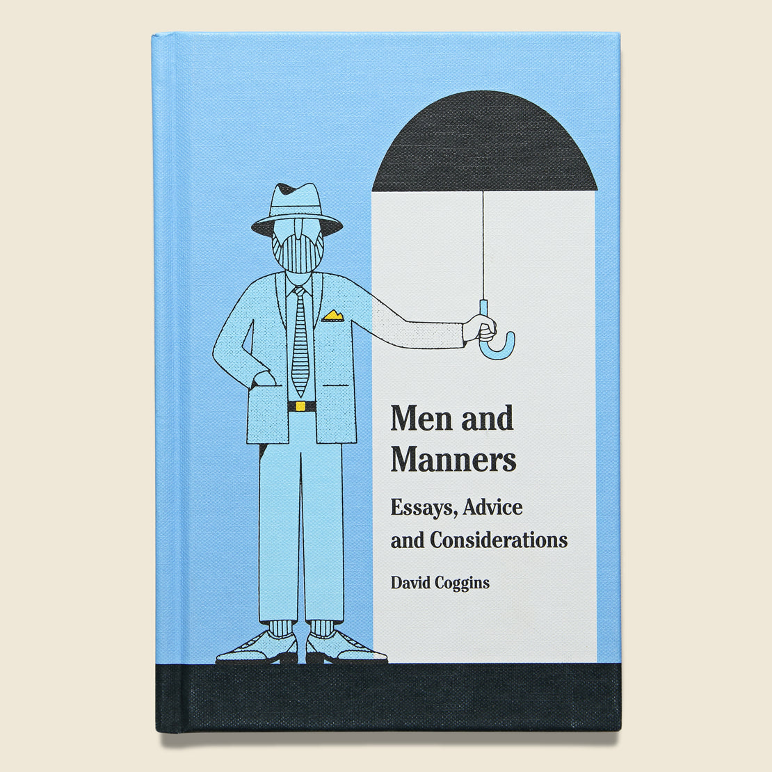 Bookstore Men and Manners - David Coggins