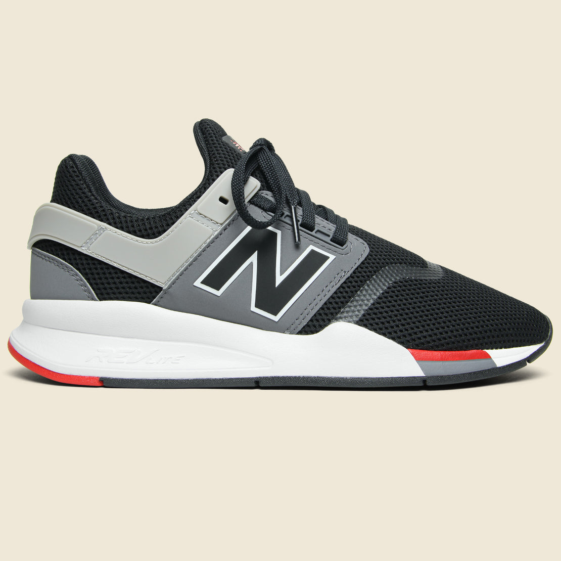 New Balance 247 V2 Sneaker - Black