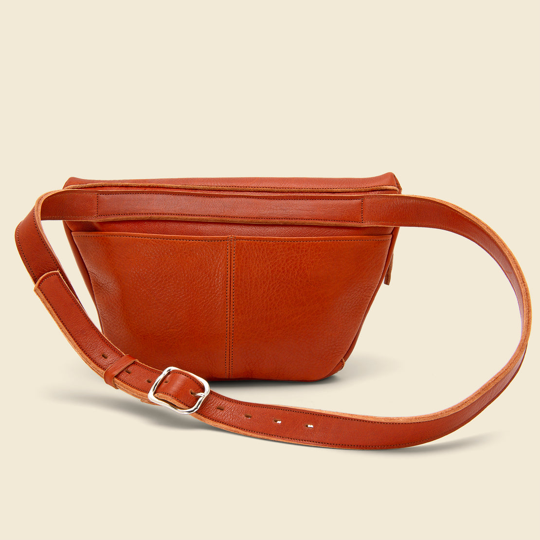 Ombu Leather Fanny Pack - Oxide
