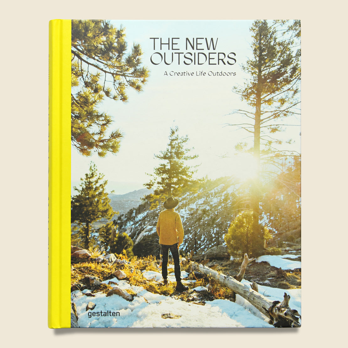 Bookstore The New Outsiders: A Creative Life Outdoors - Gestalten