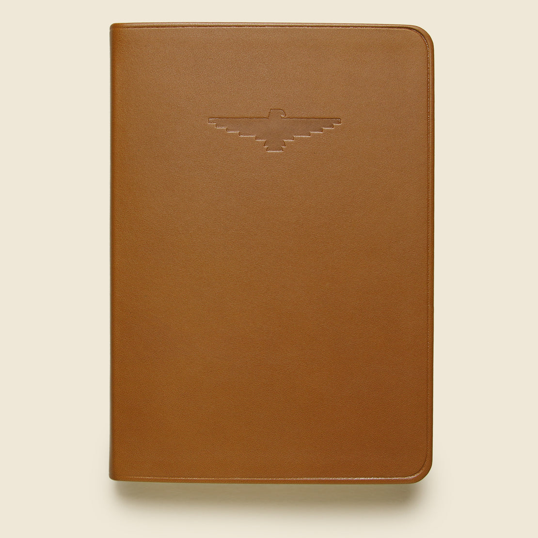 Paper Goods Notebook - Embossed Thunderbird