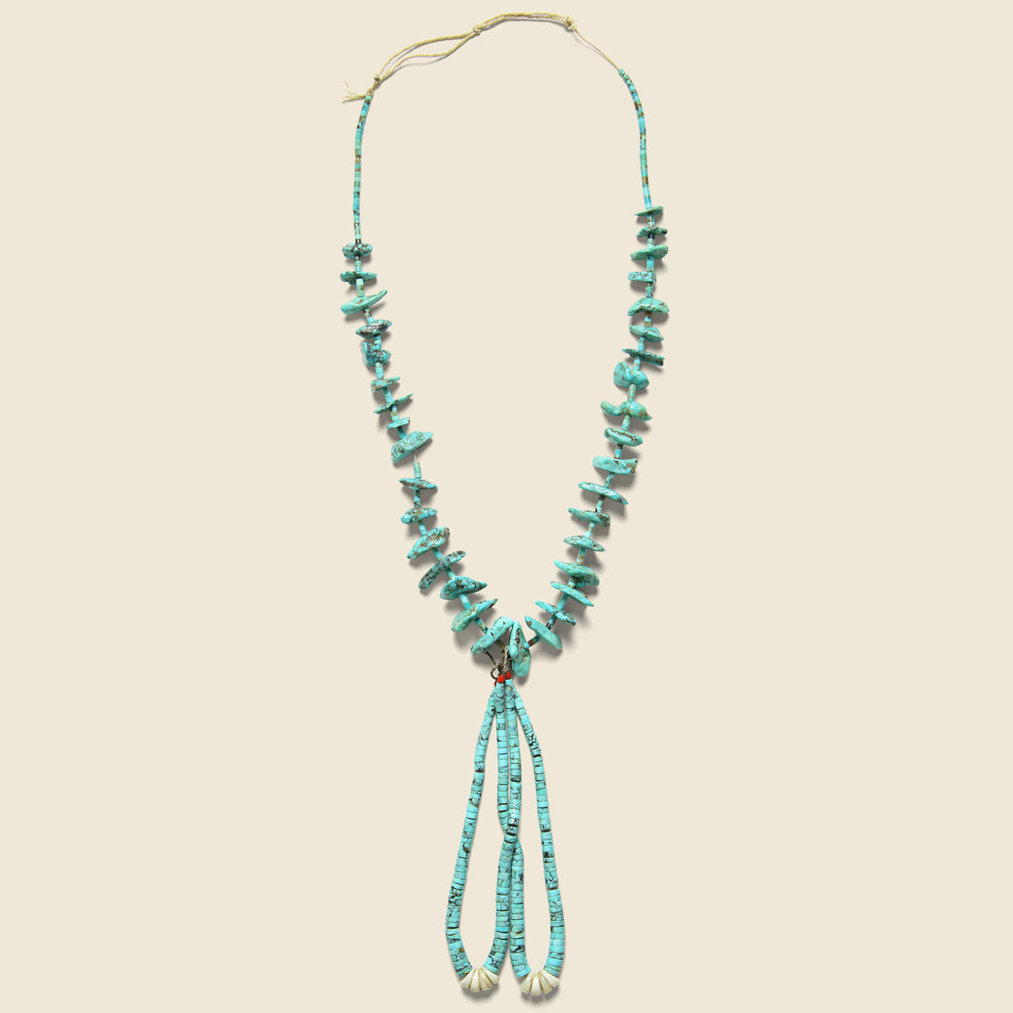 Vintage 20th Century Jacla Necklace - Turquoise