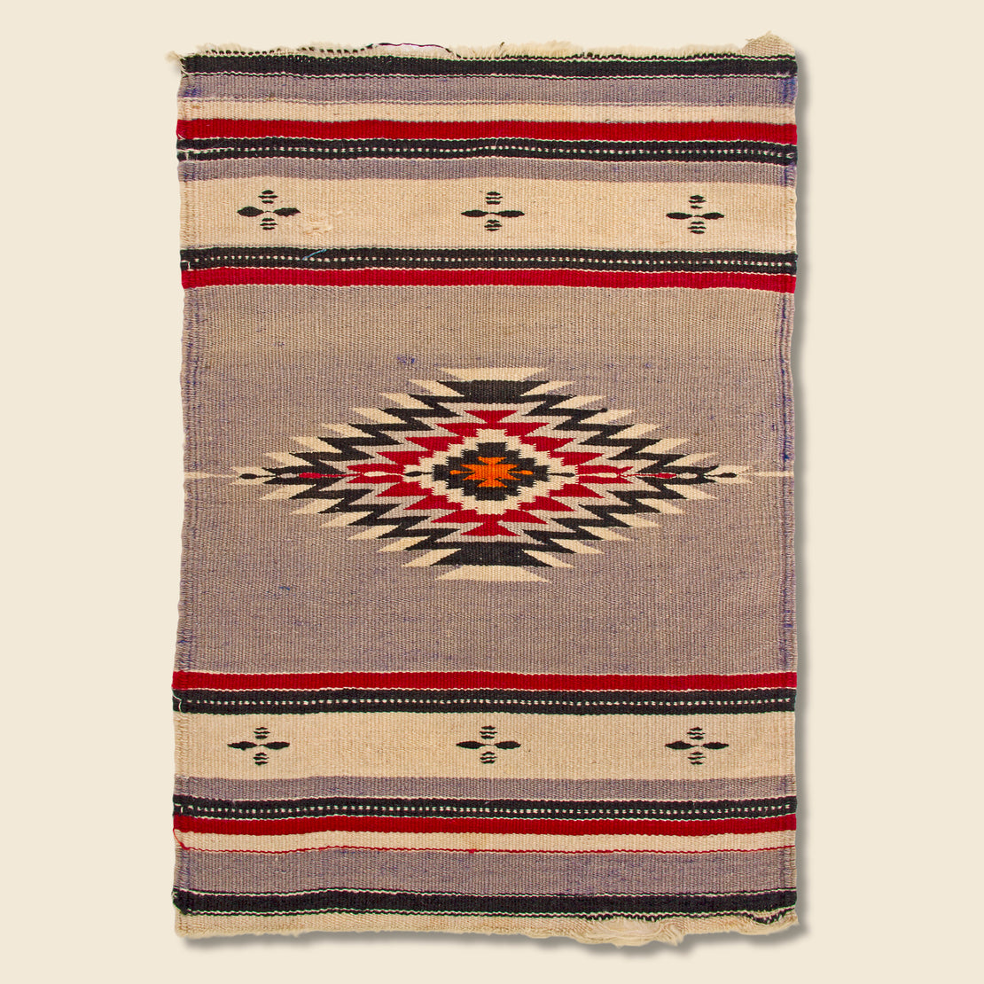 Vintage Small Woven Native American Textile #1