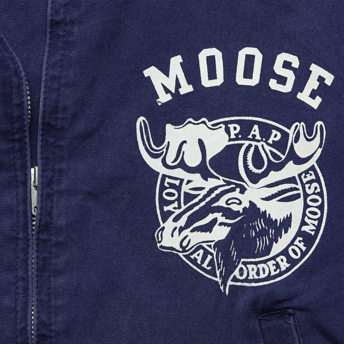 Champion Moose Lodge Jacket - Navy