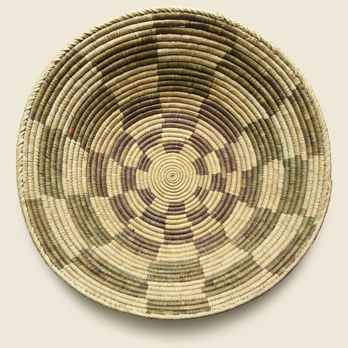 Large Handwoven Basket