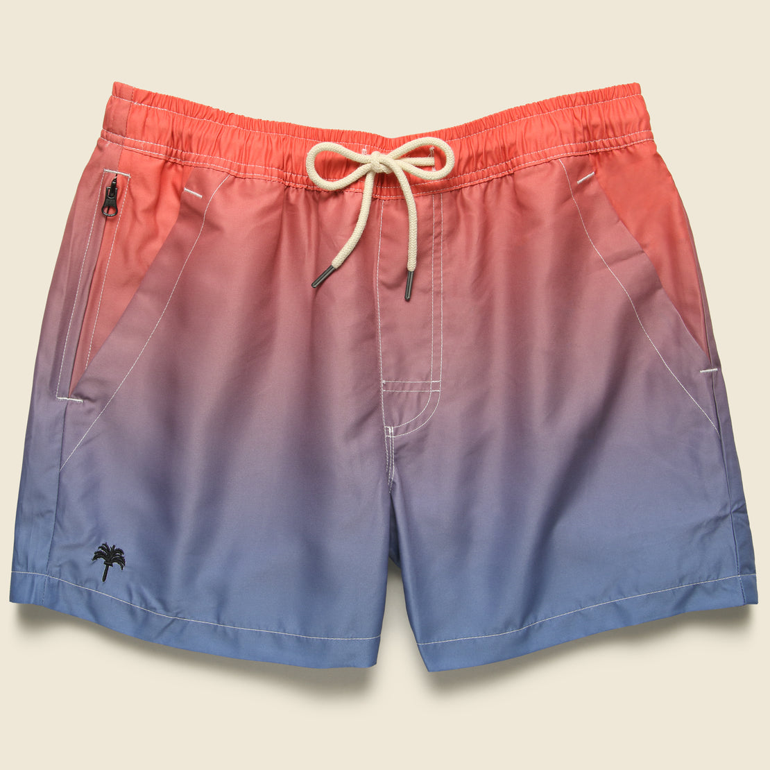 OAS Swim Trunk - Blue Grade