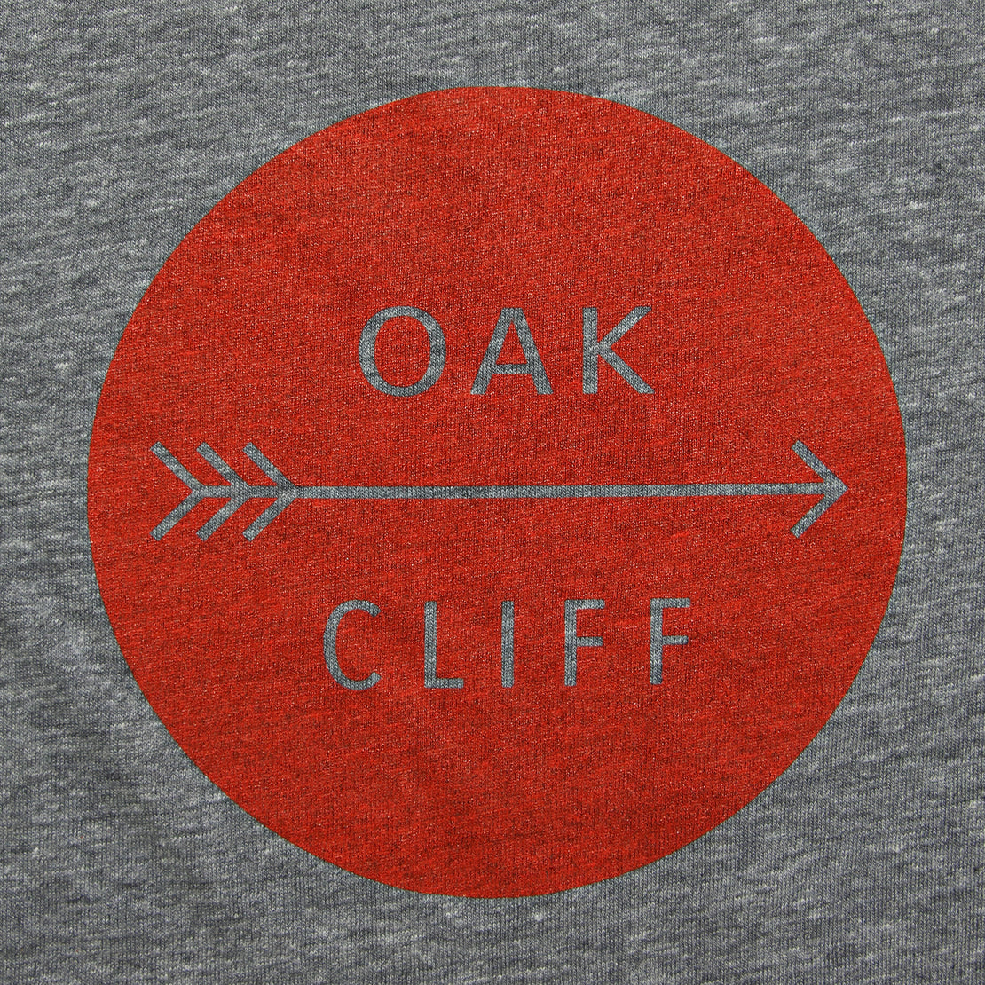 Graphic Tee - Oak Cliff