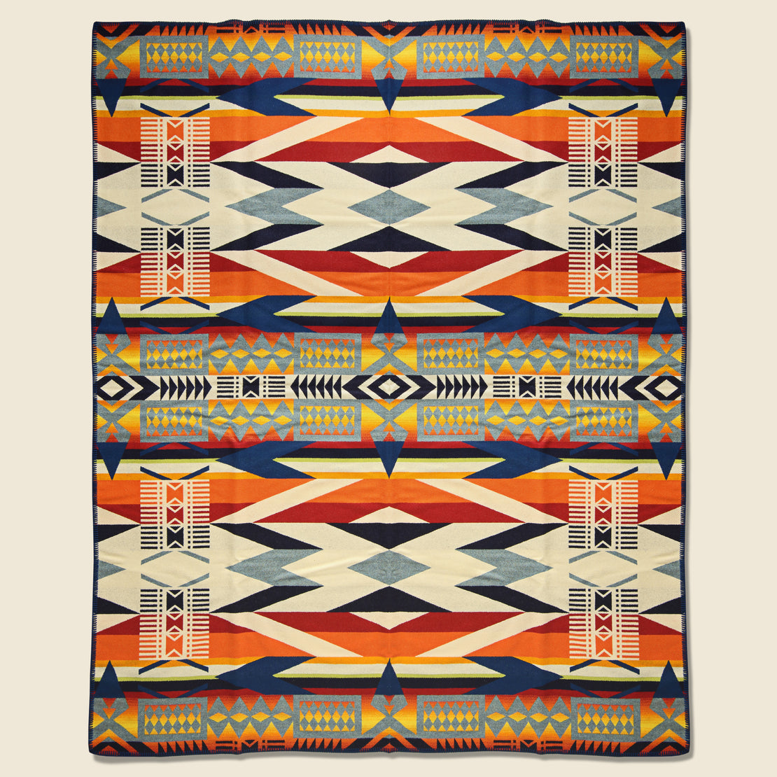 Pendleton Fire Legend Blanket - Sunset
