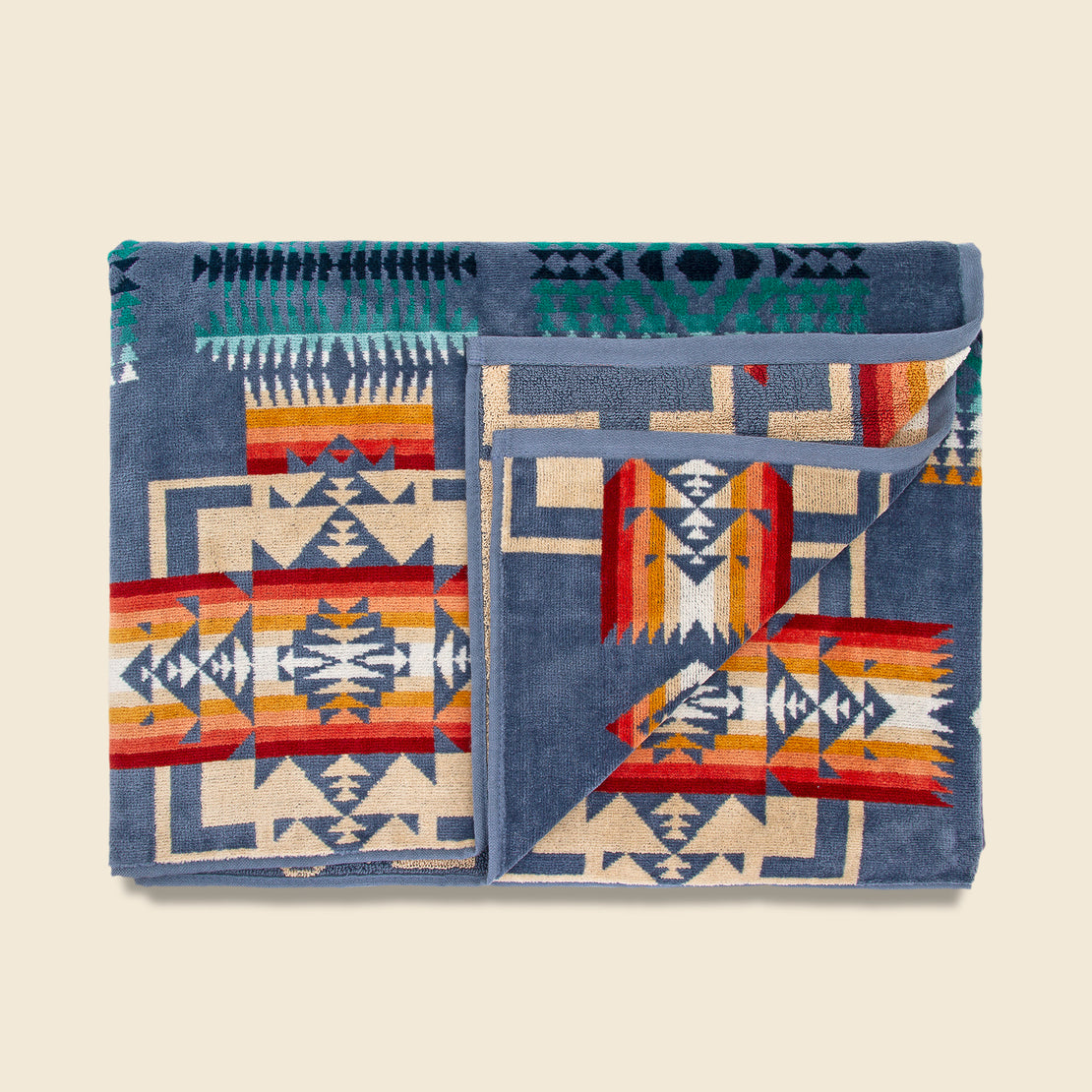 Chief Joseph Towel - Slate