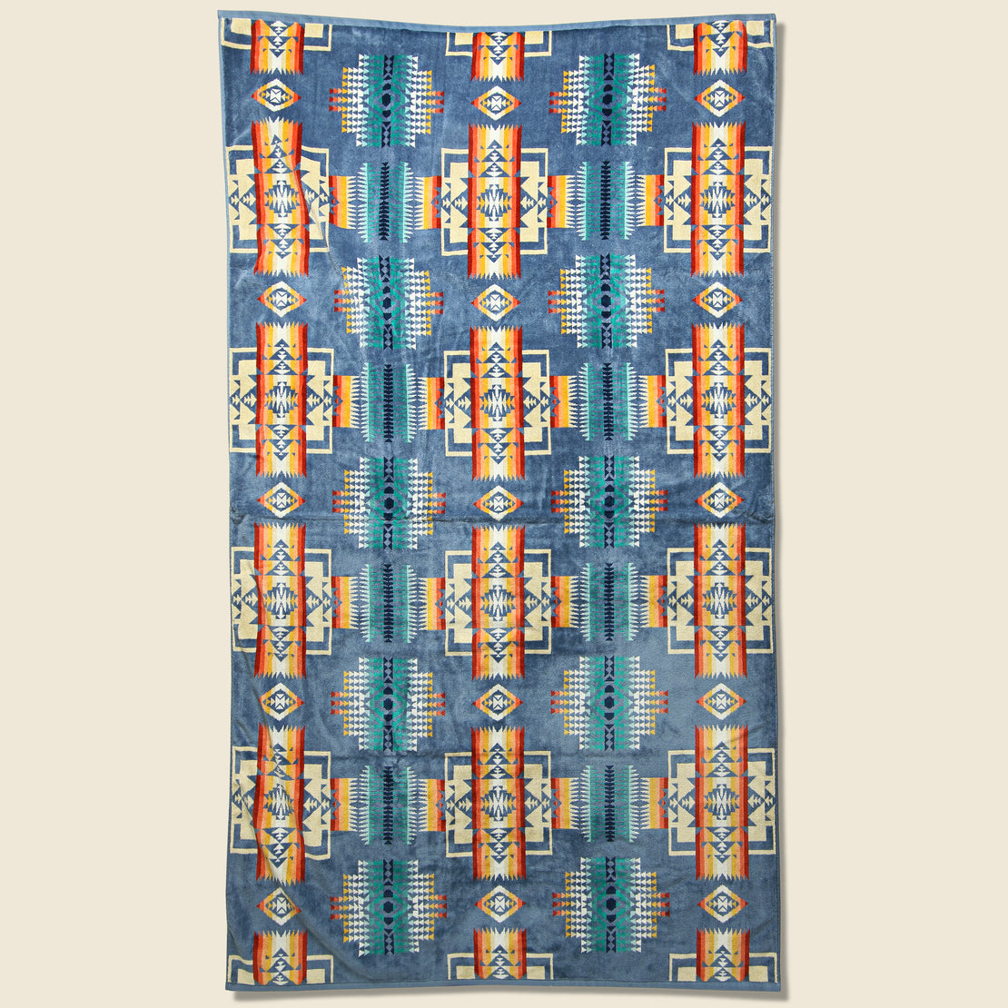 Pendleton Chief Joseph Towel - Slate