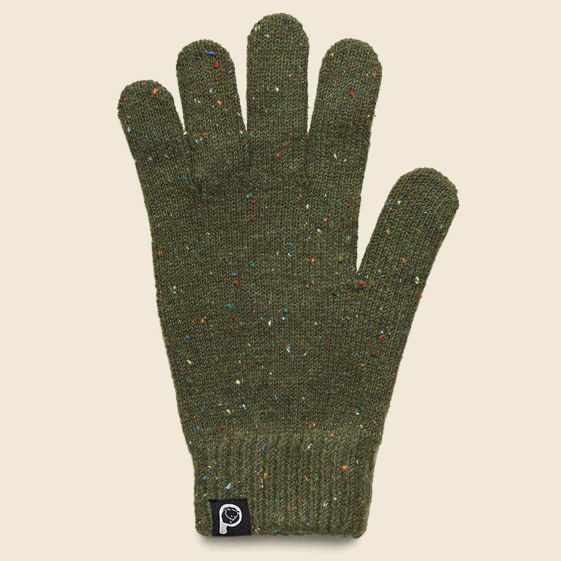 Highgate Gloves - Olive
