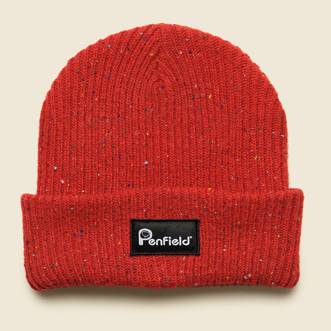 Penfield Harris Beanie - Red