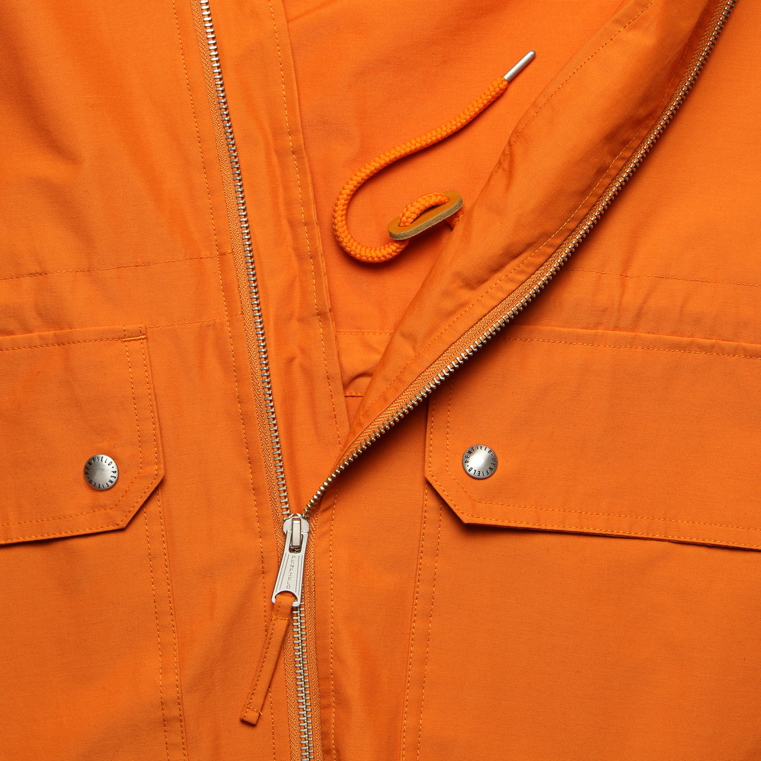 Halcott Jacket - Outdoor Orange