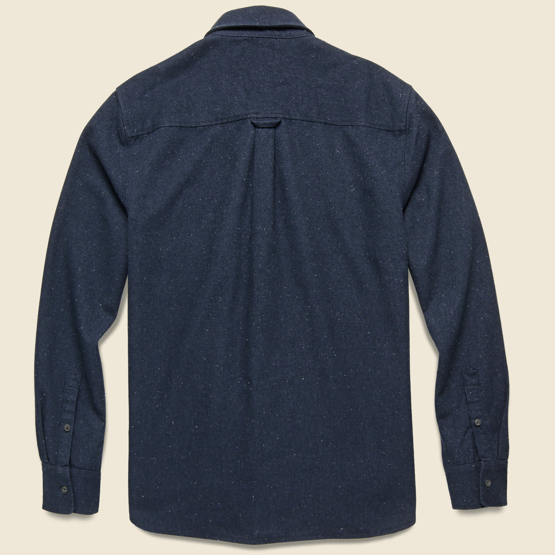 Blackmer Neps Shirt - Navy
