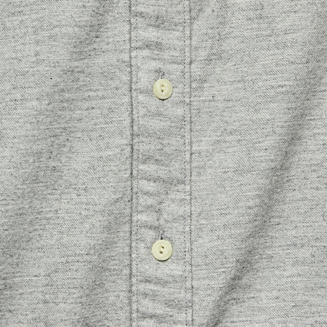 Blackmer Heather Shirt - Grey Marl