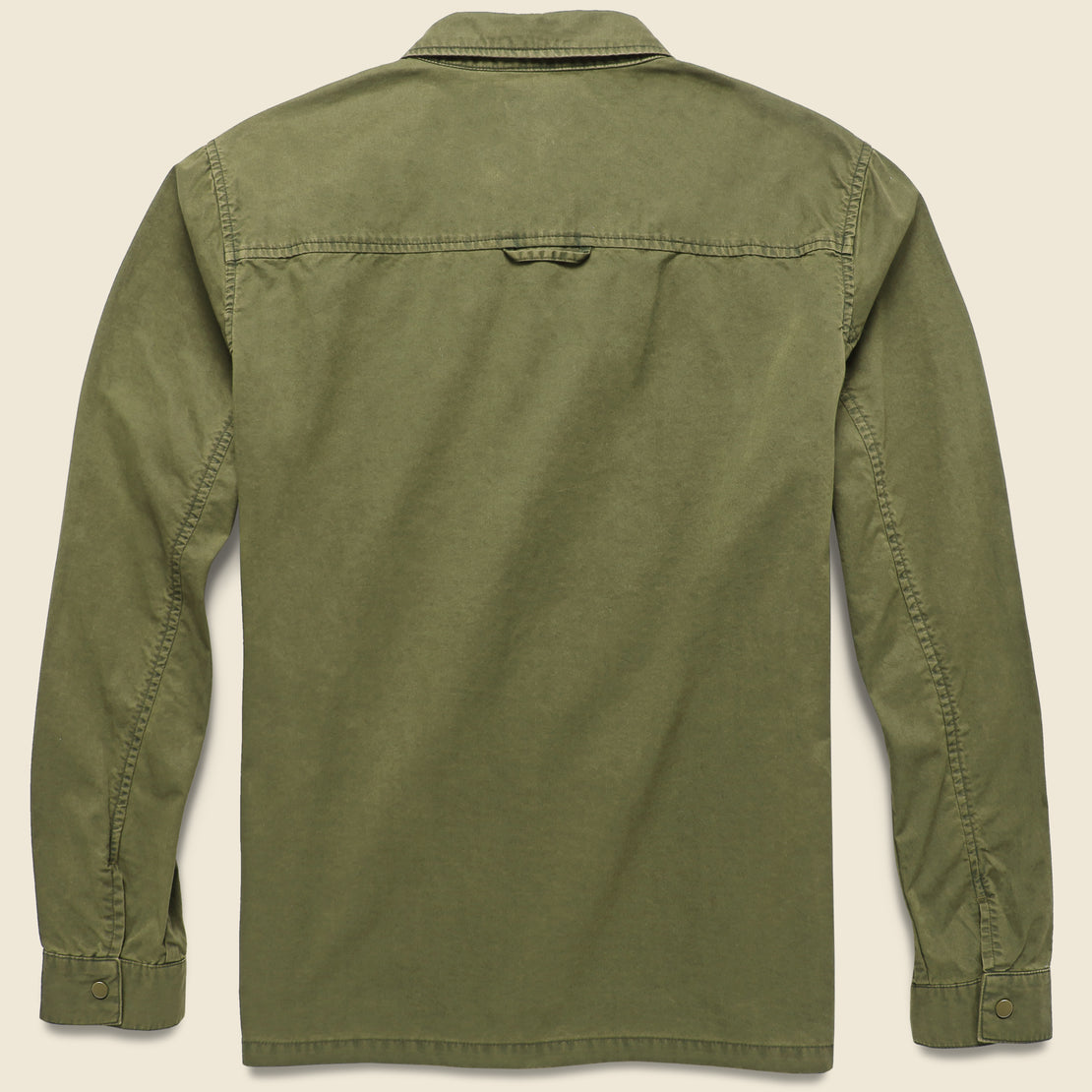 Blackstone Shirt - Olive