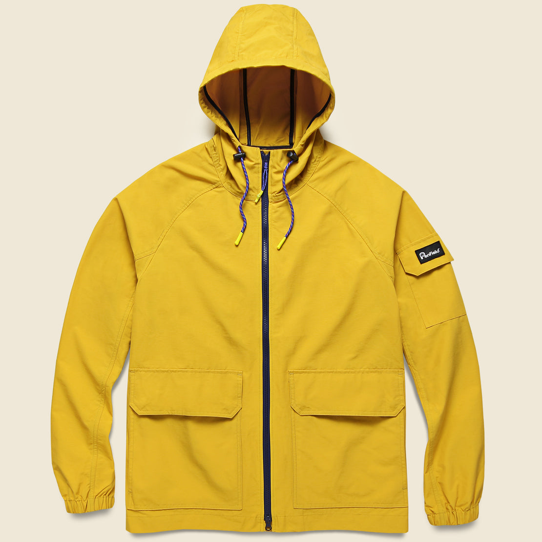 Halcott Jacket - Mineral Yellow