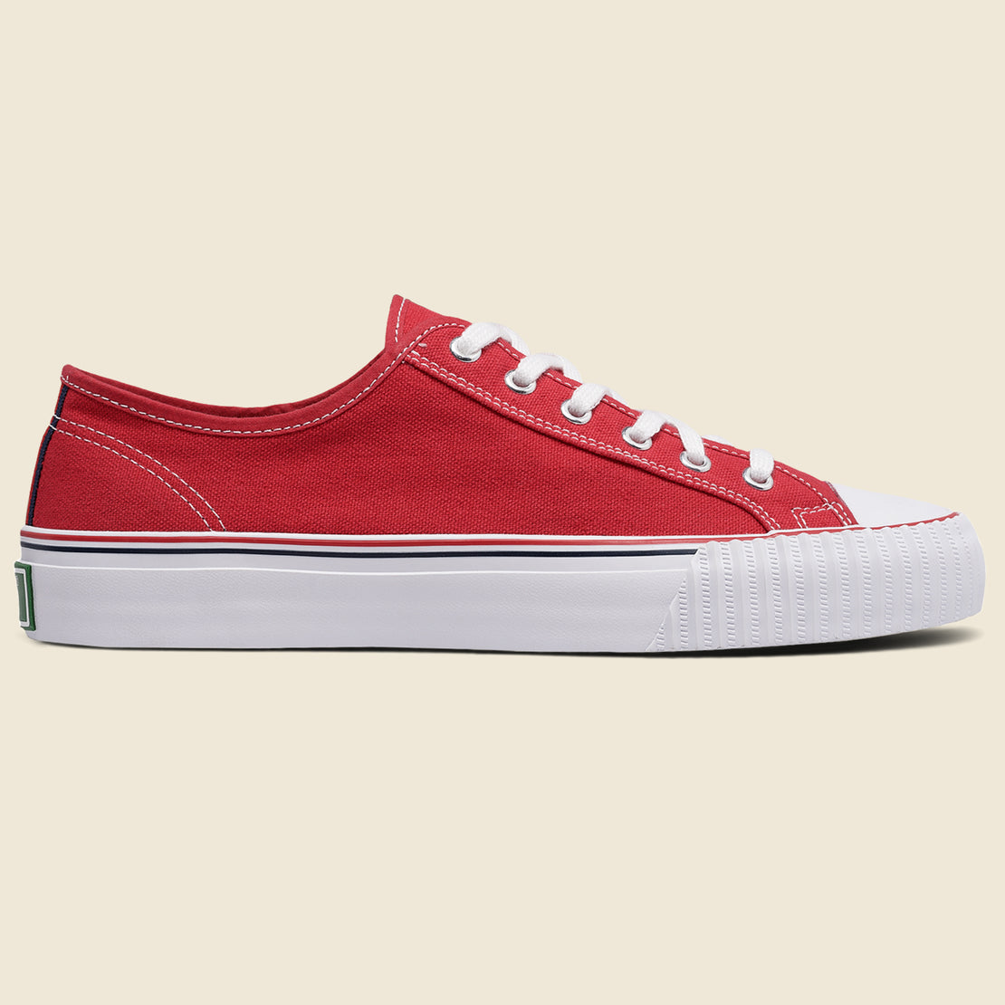 PF Flyers All American Lo Top - Red