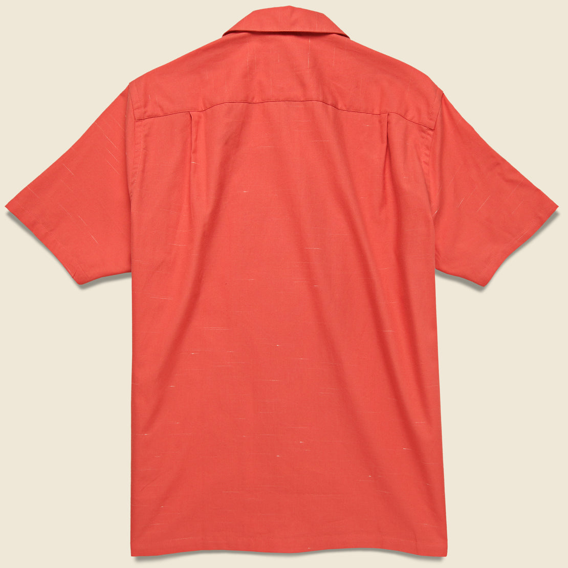 Soup Camp Shirt - Red