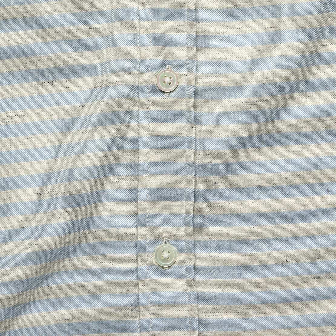Plage Shirt - Light Blue/Grey
