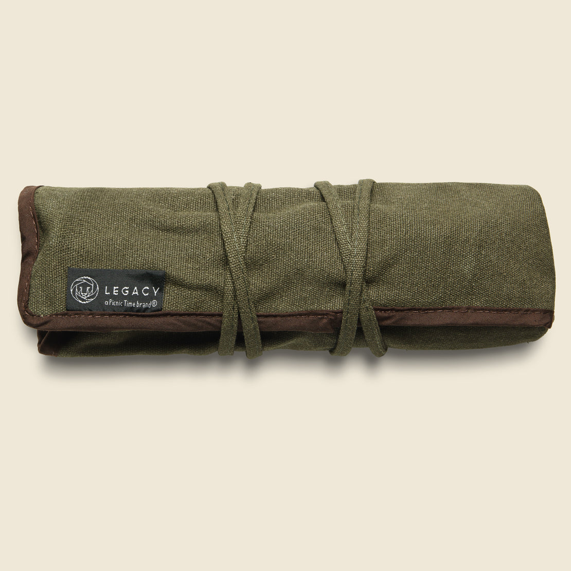 Roll Up Bar Tool Set - Olive Canvas