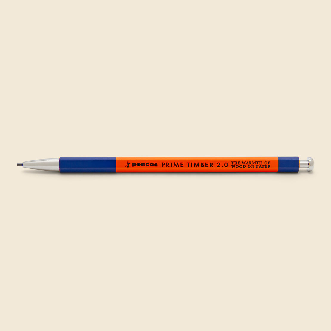 Paper Goods Prime Timber Pencil - Orange