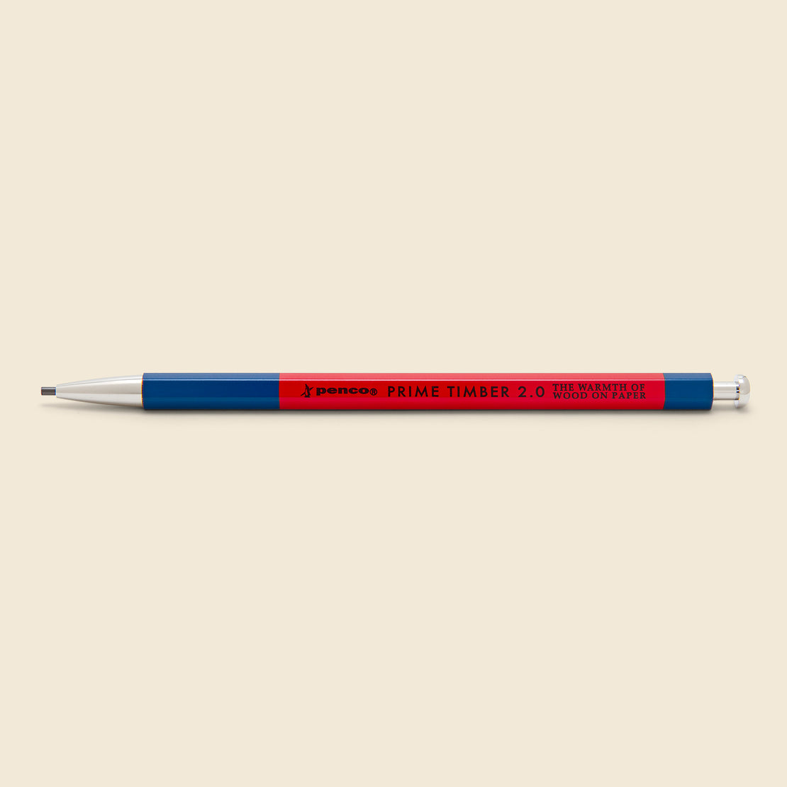 Paper Goods Prime Timber Pencil - Red