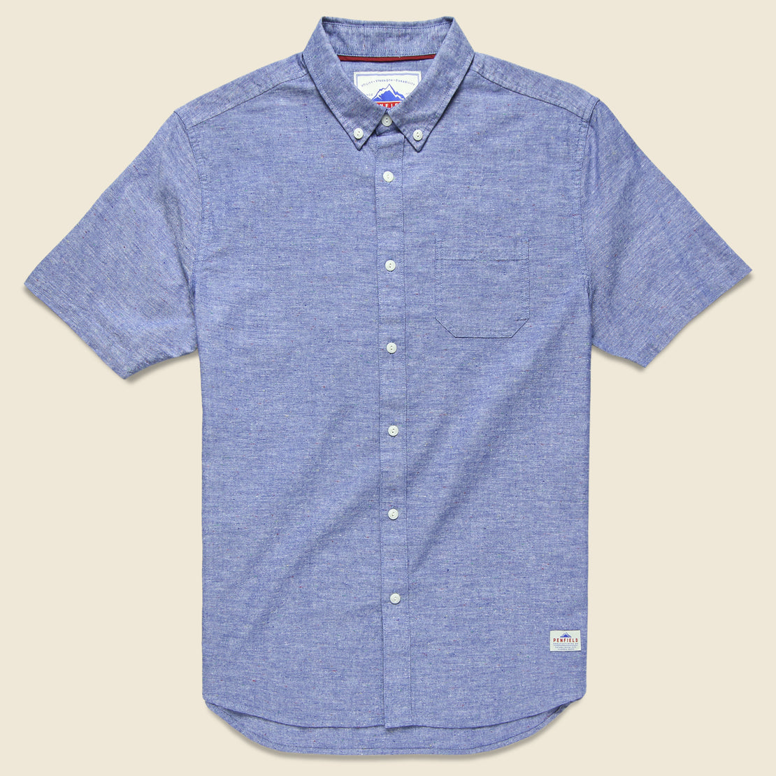 Penfield Hadley Shirt - Blue