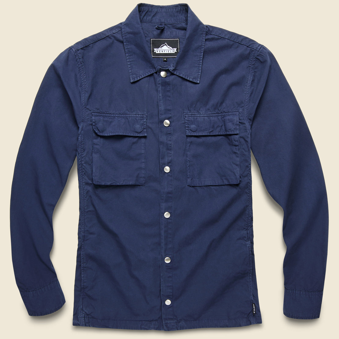 Penfield Oakledge Overshirt - Peacoat