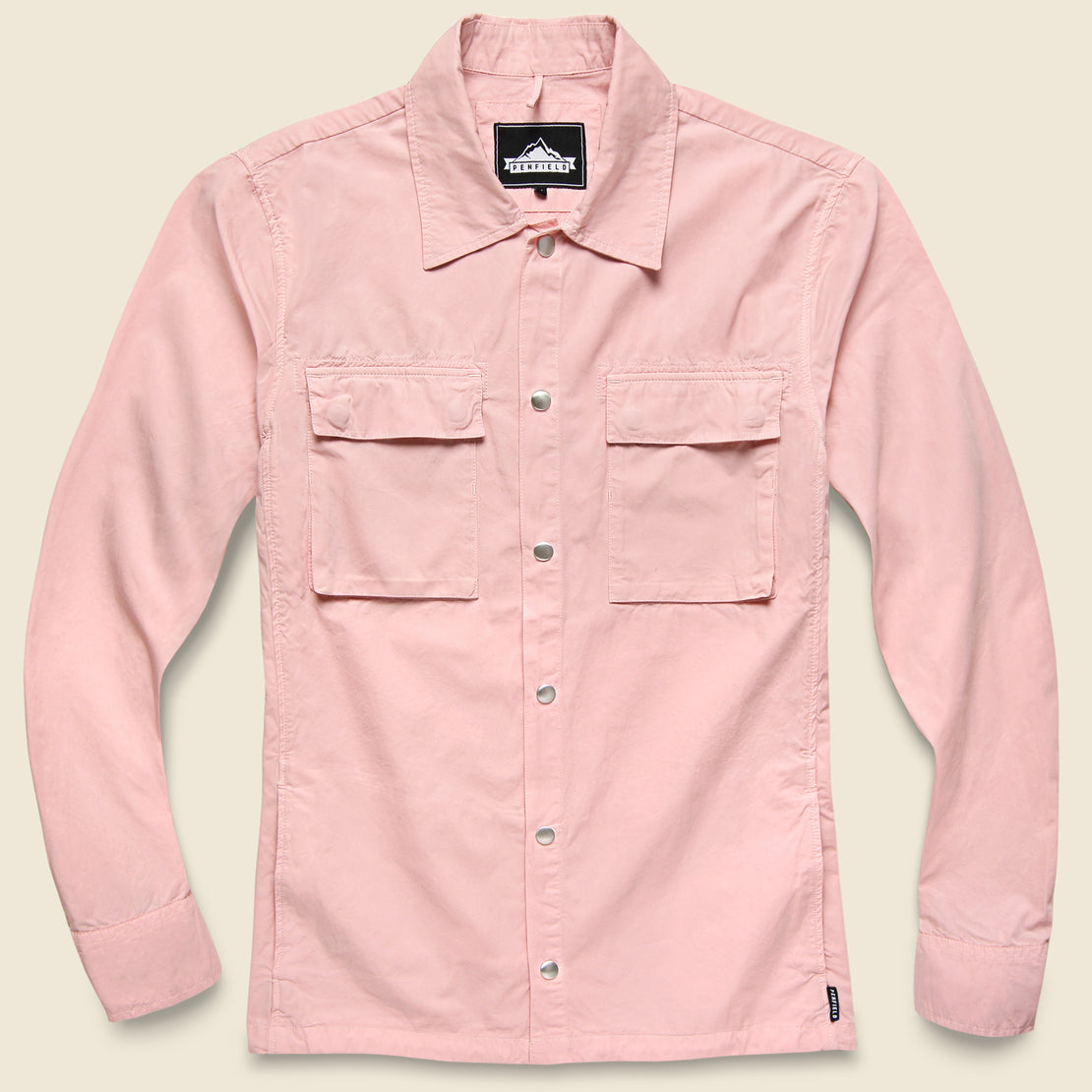 Penfield Oakledge Overshirt - Orchid