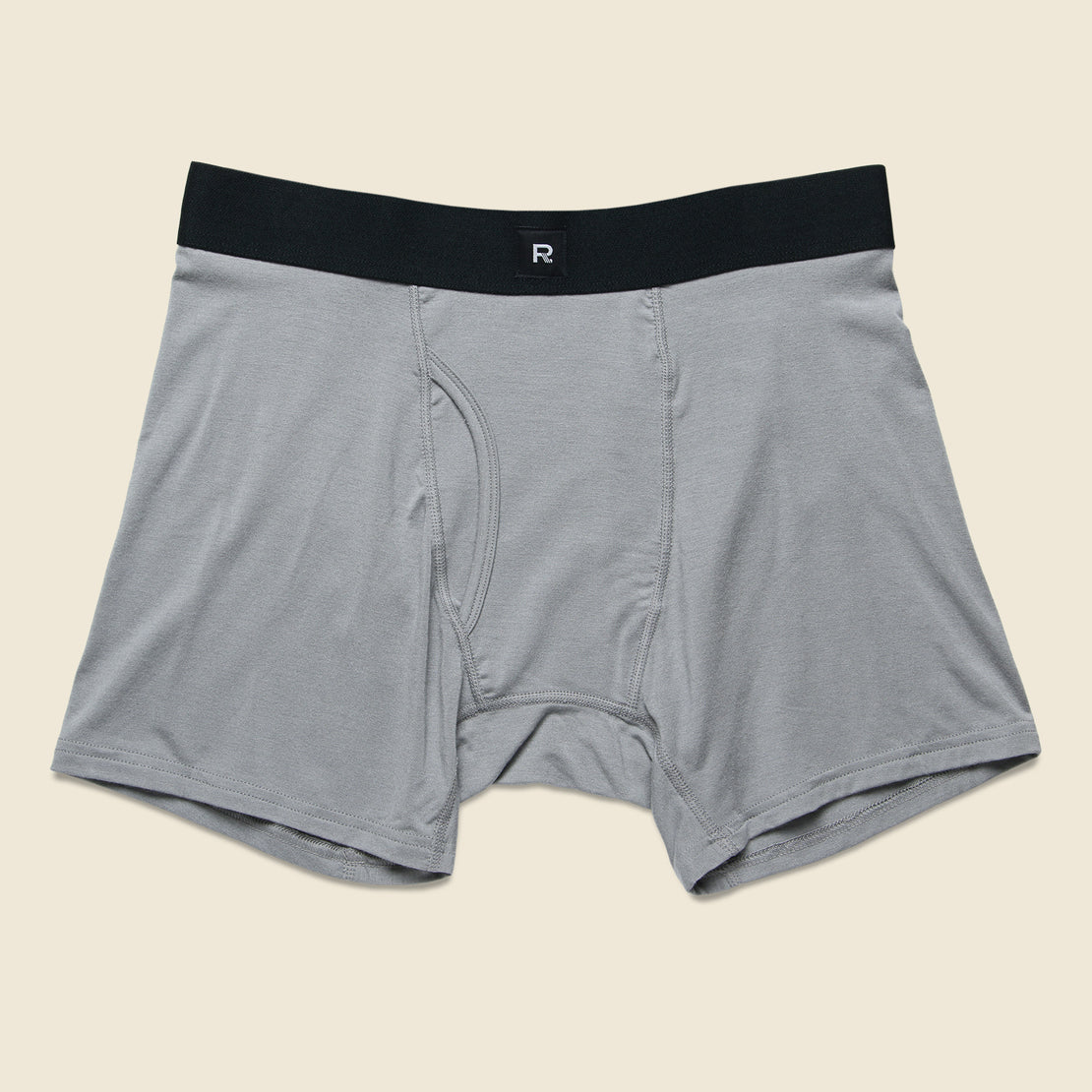 Richer Poorer Lewis Boxer Brief - Grey