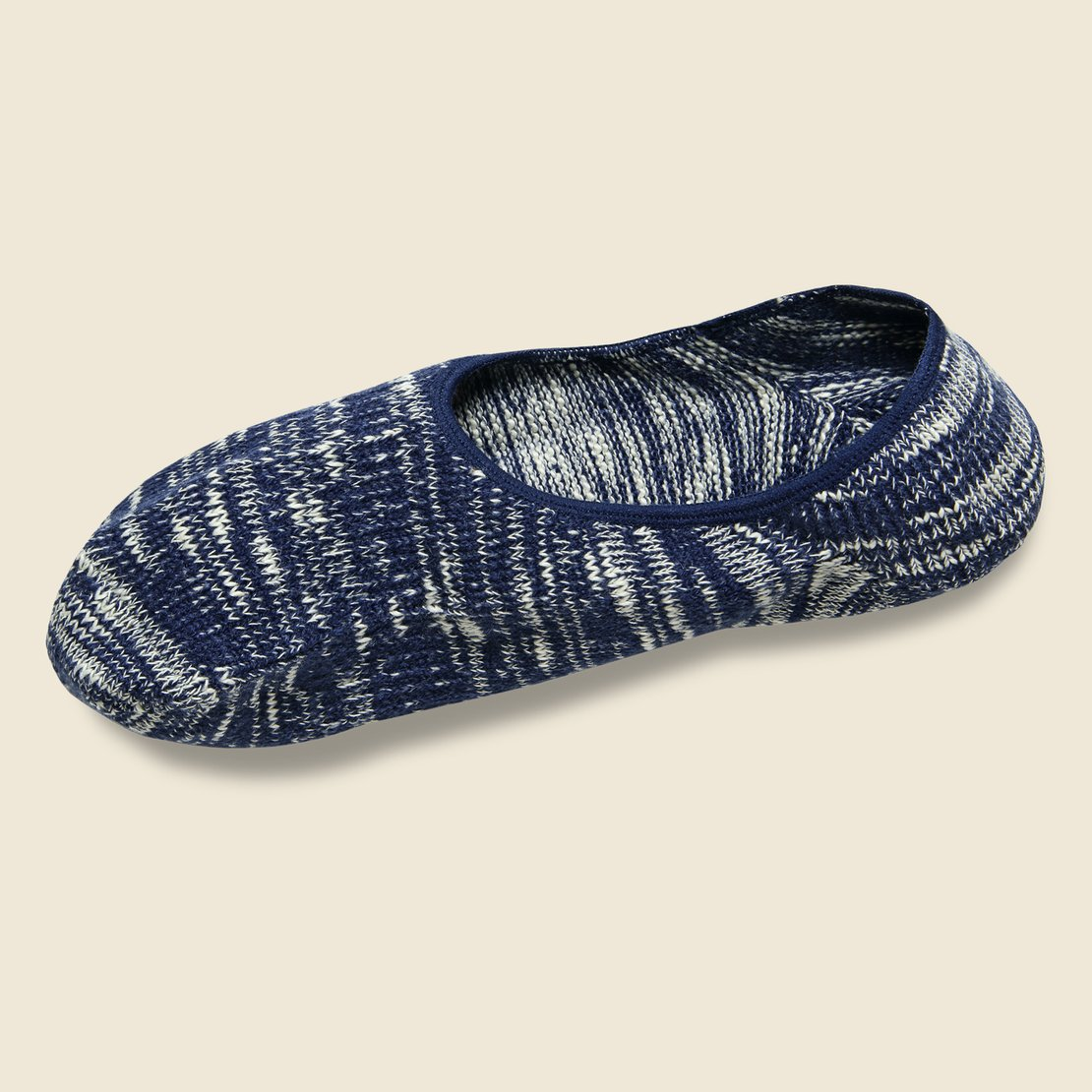 Richer Poorer Walden No Show Sock - Navy