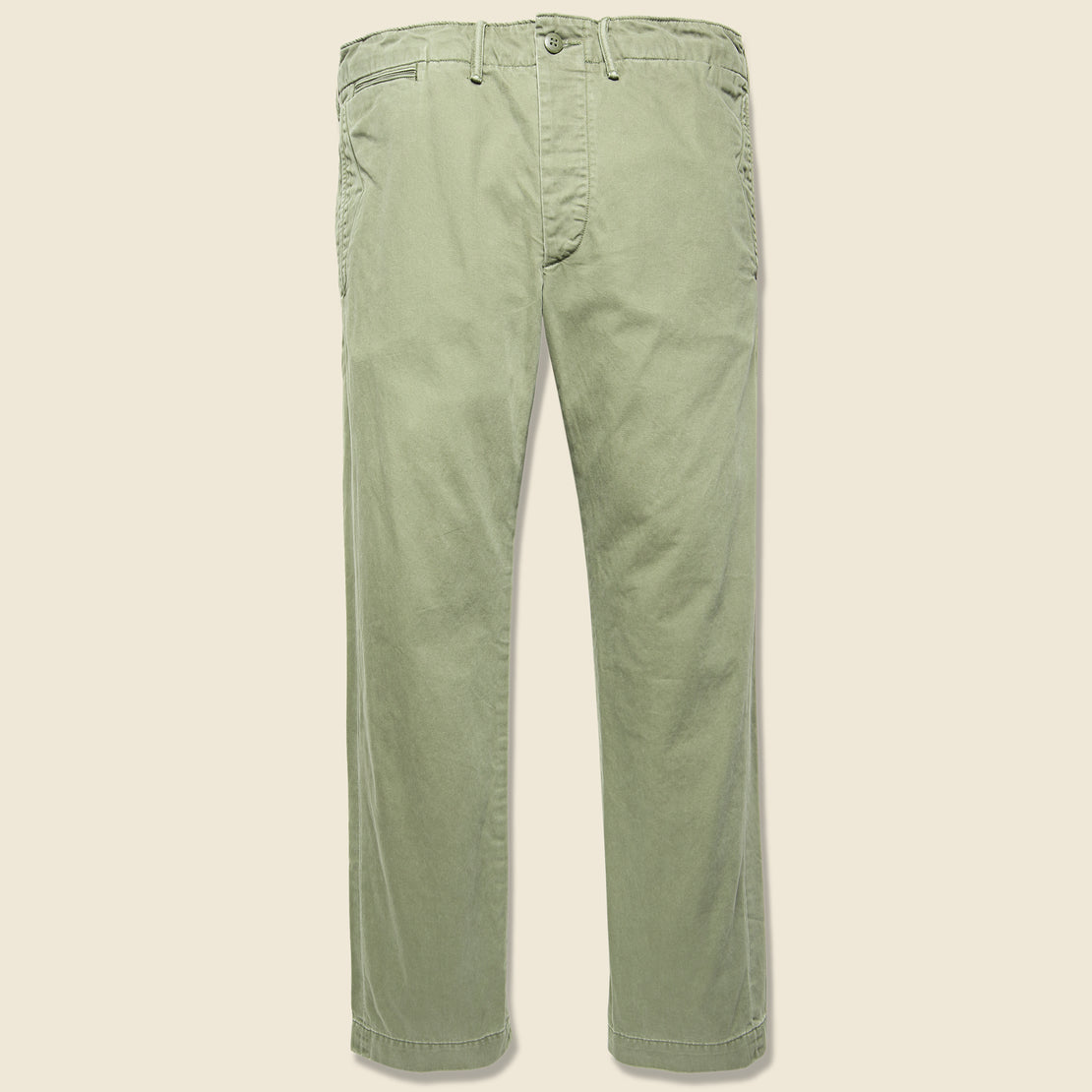 RRL Officer Chino - Olive